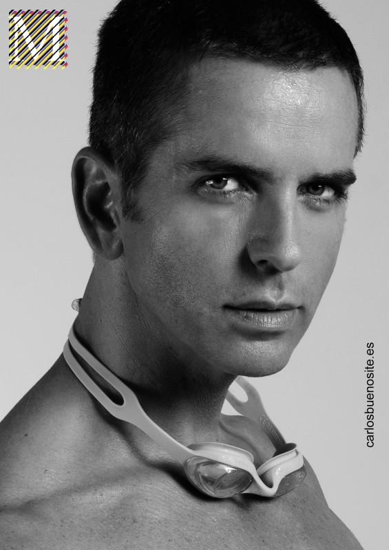 Antonio Espigares modelo revista